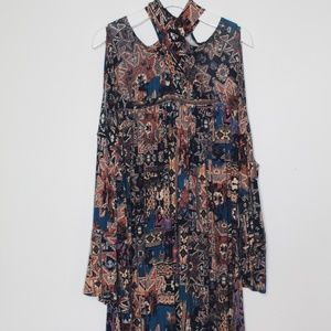 Daughters of Culture Twist neck dress